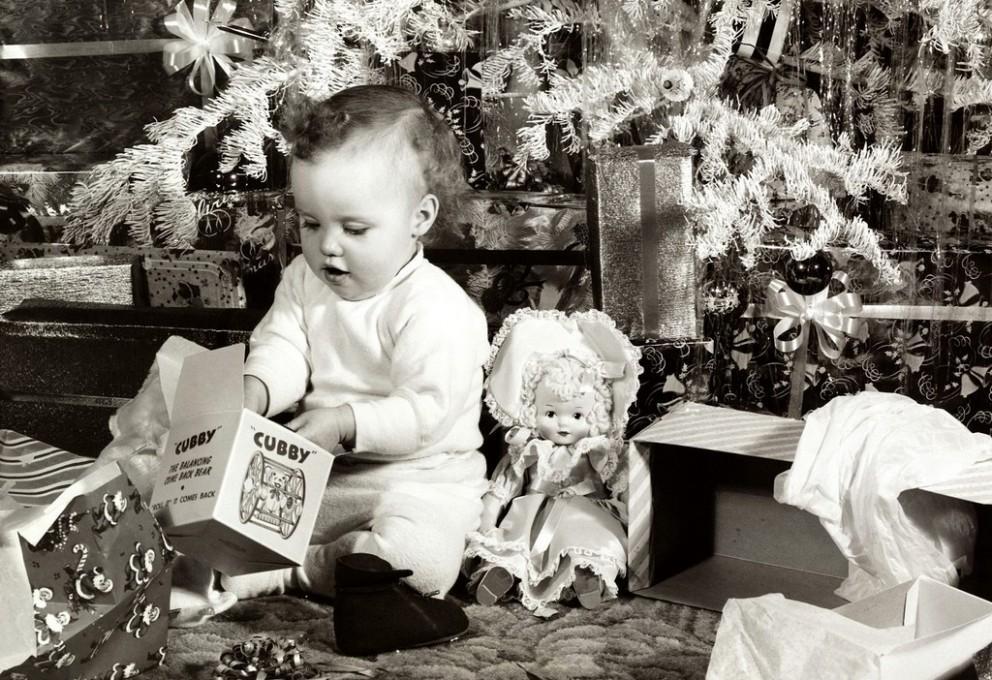 Mrzlično iskanje daril