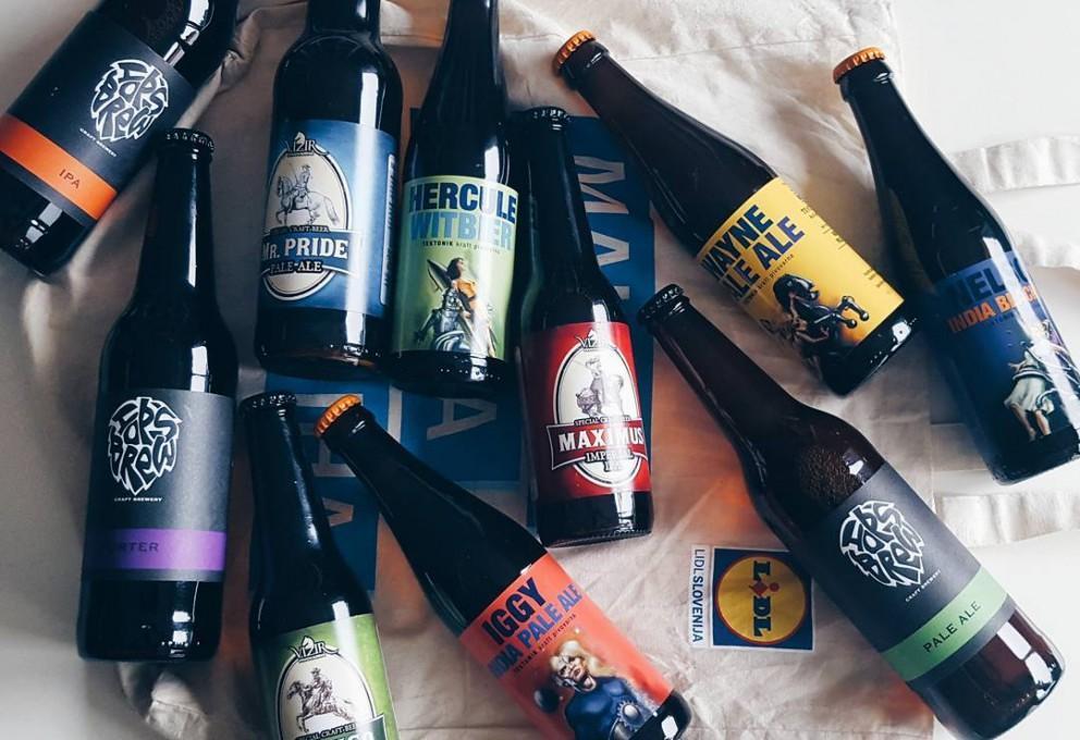 Pivo na dan …