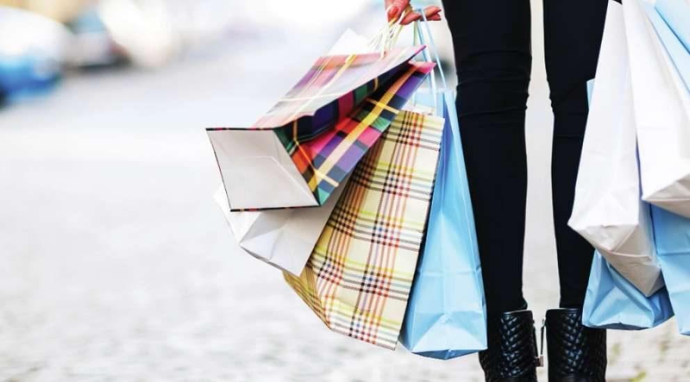 Nora na nakupovanje