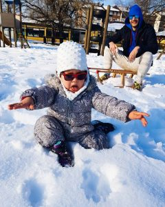 Dost mamo tega snega