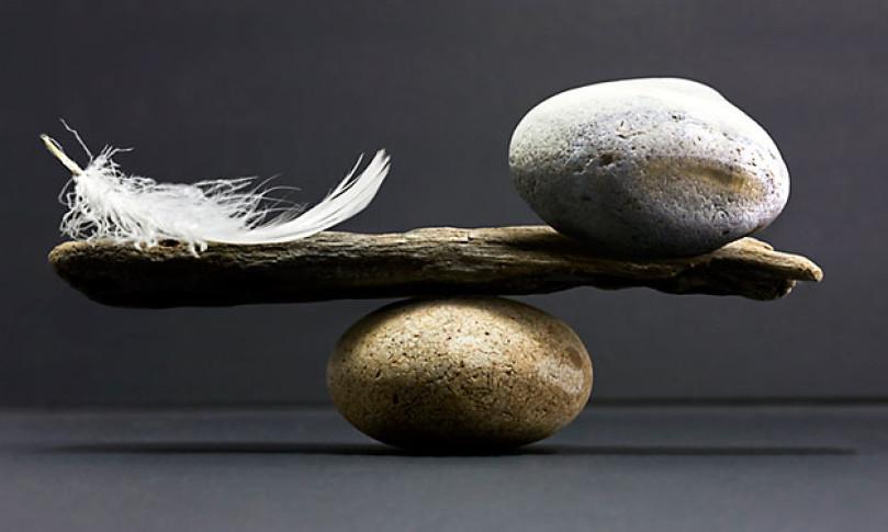 V iskanju ravnovesja